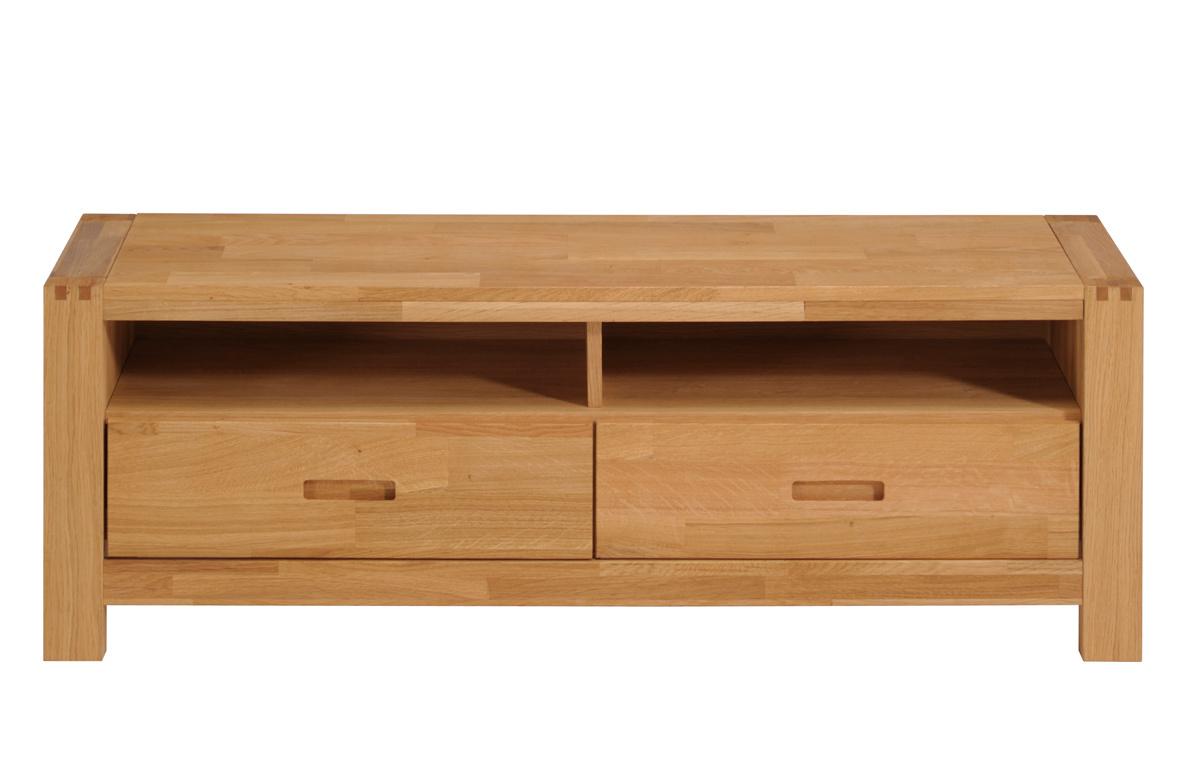 Meuble tv design bois huil boscus miliboo for Chez brick meuble quebec