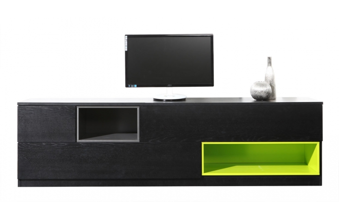 Meuble tv design modulable cubik miliboo - Meuble tv miliboo ...
