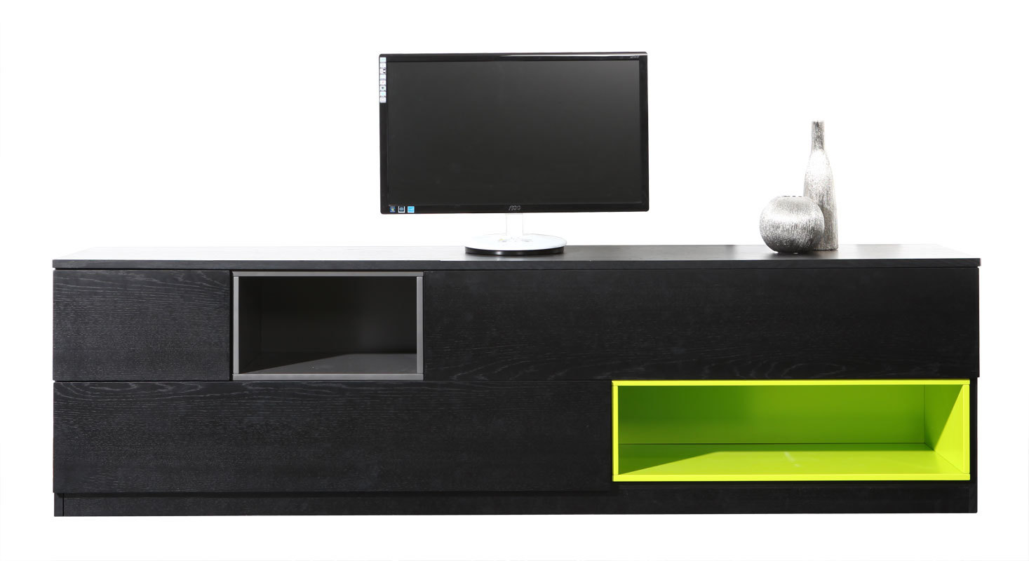 Meuble tv design modulable cubik miliboo - Meuble modulable tv ...
