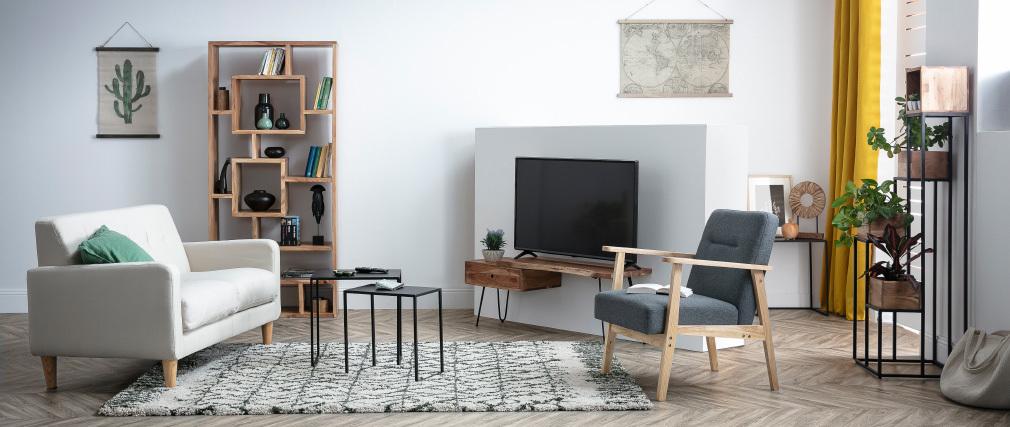 Meuble TV en bois d