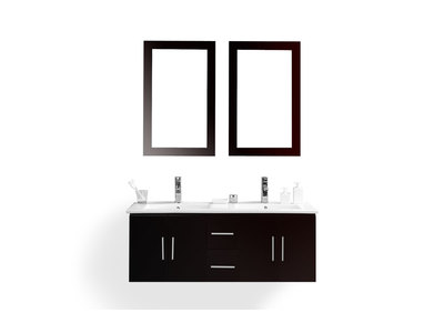 meuble double vasque industriel gascity for. Black Bedroom Furniture Sets. Home Design Ideas