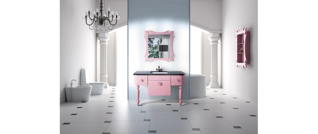 Meubles de salle de bain vasque meuble sous vasque - Miroir etagere salle de bain ...