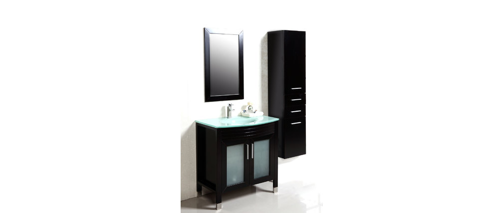 miroir placard salle de bain. Black Bedroom Furniture Sets. Home Design Ideas