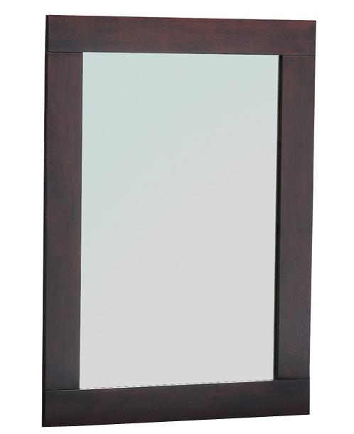 Miroir 100x70 wengé CHARLEEN