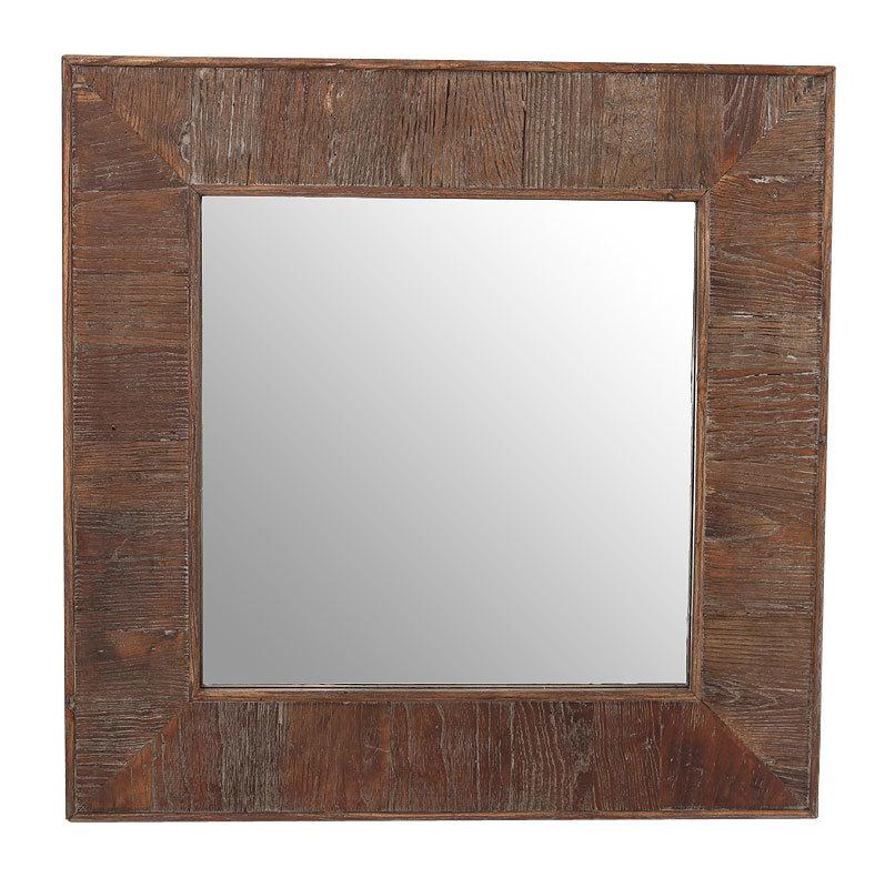 Miroir bois flotte fabrication for Fabrication en bois flotte