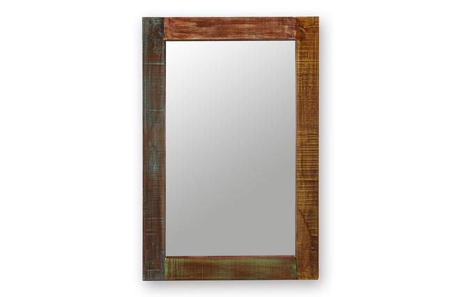 Miroir design 80 x 120cm mayotte miliboo for Miroir des modes 427