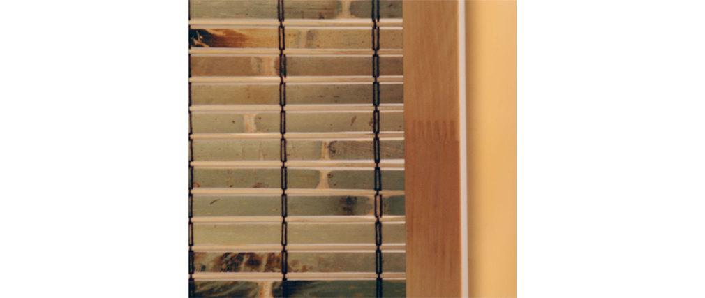 Paravent bambou et bois style asiatique Nawa