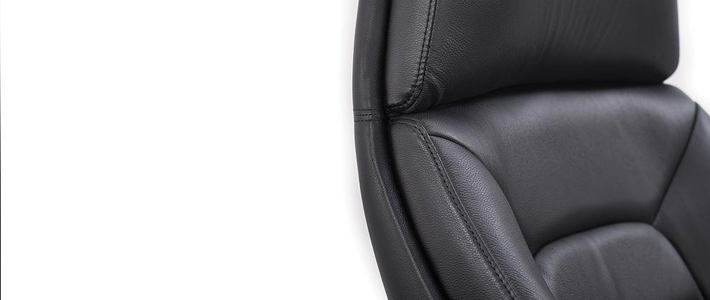 fauteuil bureau vintage occasion. Black Bedroom Furniture Sets. Home Design Ideas