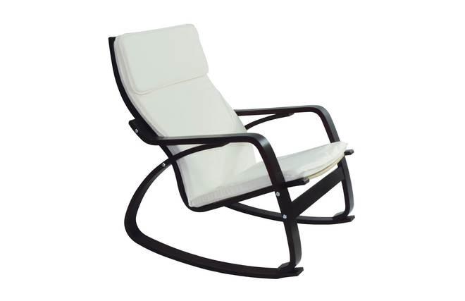 rocking chair design weng blanc willy miliboo. Black Bedroom Furniture Sets. Home Design Ideas