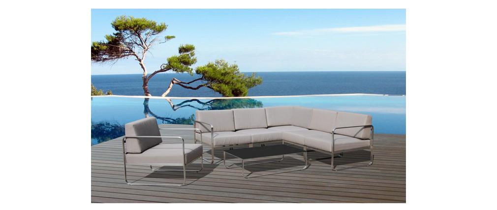 Best Salon De Jardin Alu Brosse Photos - ansomone.us - ansomone.us
