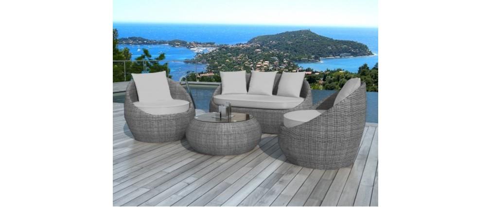 Salon de jardin gris super u des id es int ressantes pour la conception de des - Comment nettoyer un salon de jardin en resine ...
