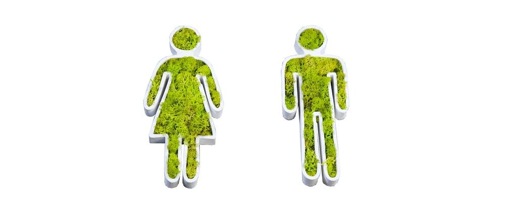 Stickers végétal design SIGNALIS Homme/Femme