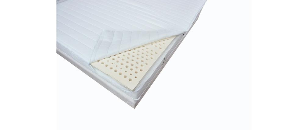Surmatelas latex 5 cm LOA  140x190cm