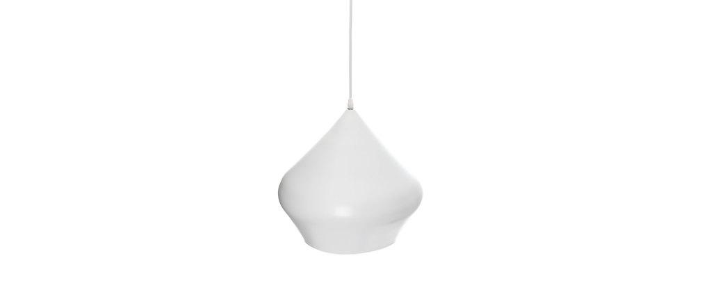 Suspension design blanc GOCCIA