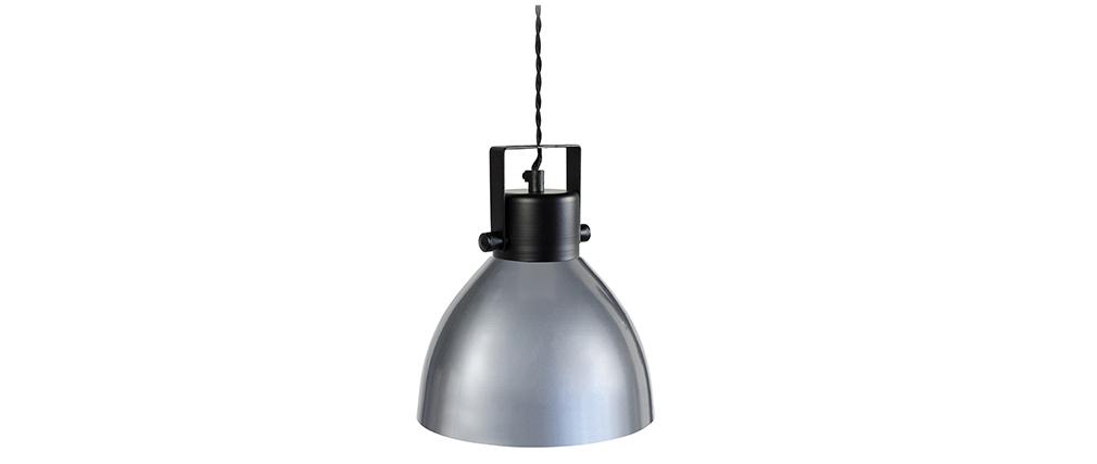 Suspension design métal chromé HOMER