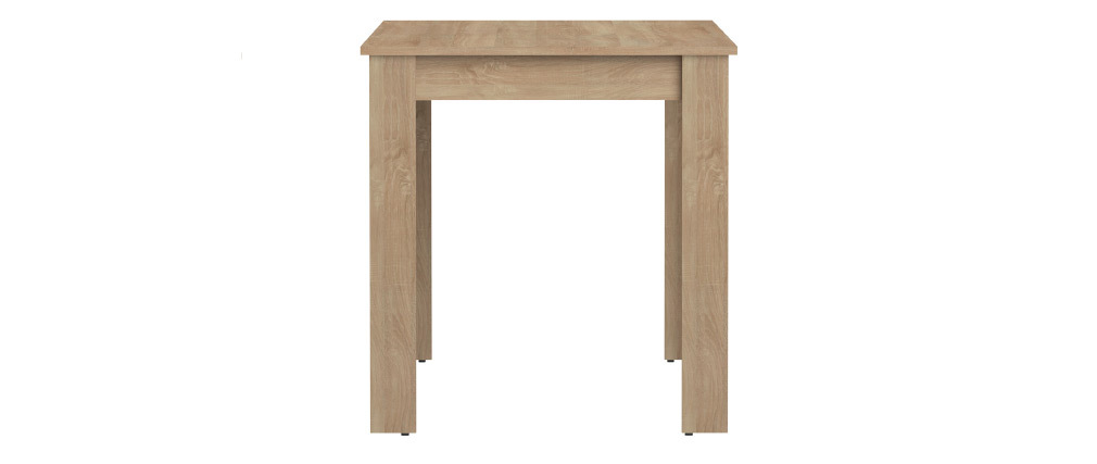 Table à manger design bois clair PRESTO