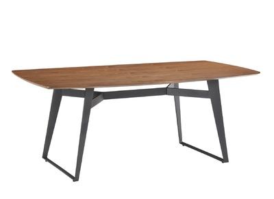 Table manger pas cher d couvrez nos tables manger - Table bois et metal salle manger ...