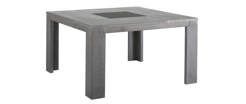 Prix des meuble salle manger 2 for Table salle manger carree grise