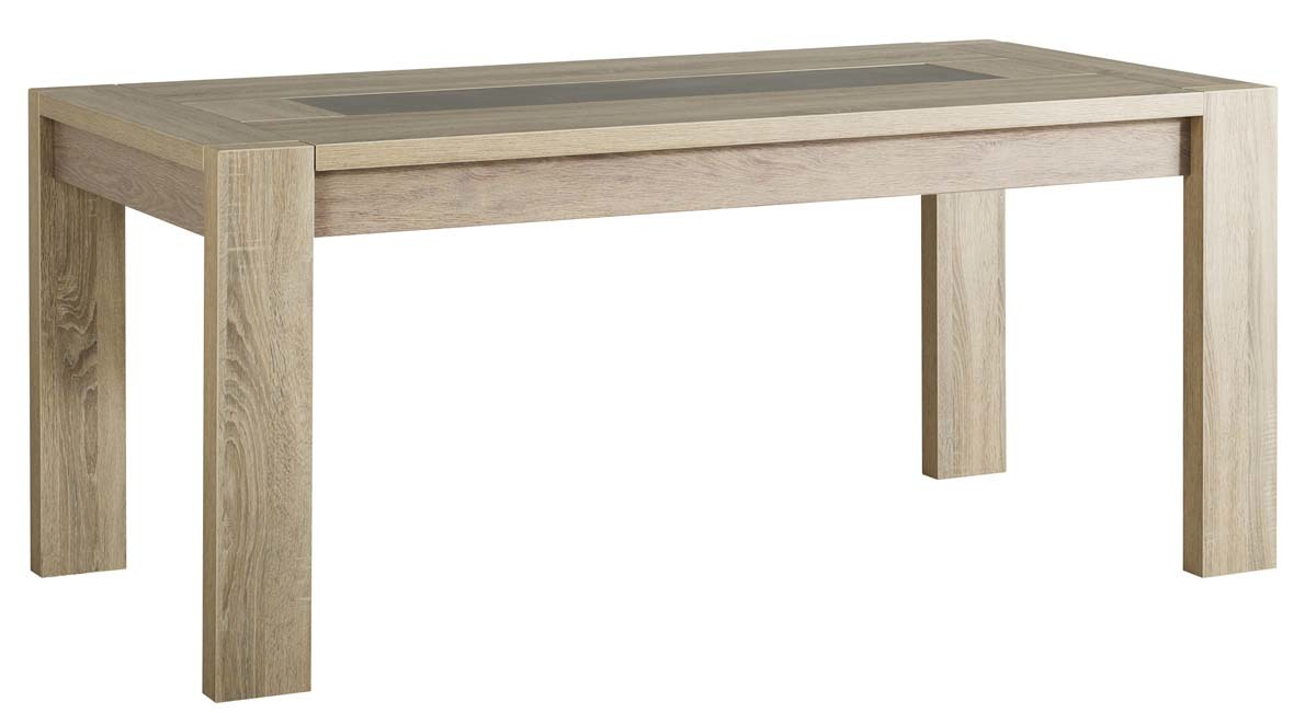 Table manger design extensible willow miliboo for Table a manger extensible design