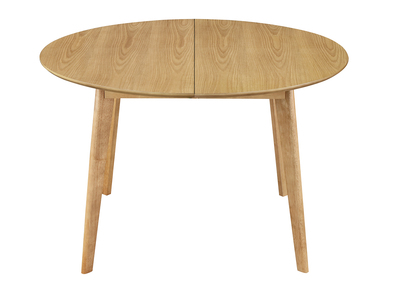 Table A Manger Design Ronde Extensible Chene L120 150 Leena