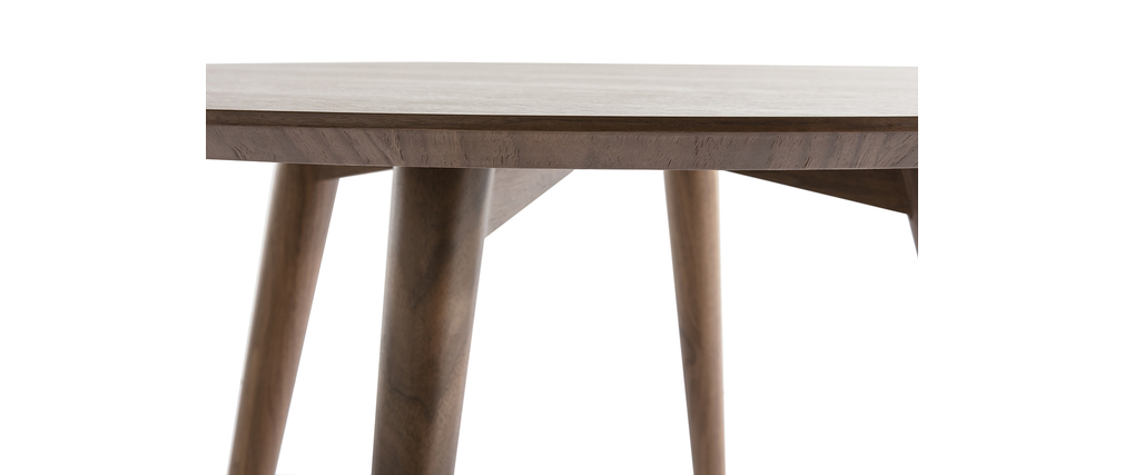 Table a manger ronde design for Table de salle a manger design ronde