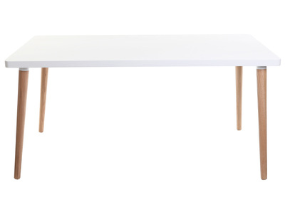 Table extensible design scandinave for Table scandinave extensible