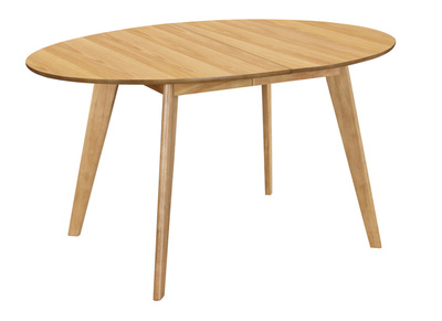 Table Ronde Extensible Pas Cher.Table A Manger Extensible Design Chene L150 200 Marik