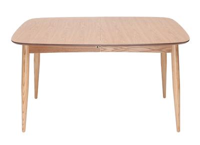Table à Manger Extensible Frêne L130 190 Nordeco