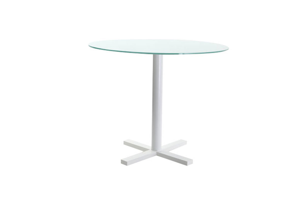 Table a manger ronde design table salle a manger ronde for Table a manger ronde blanche