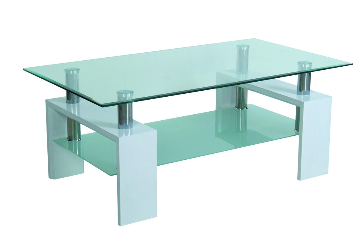 Table de salon moderne for Table de fois