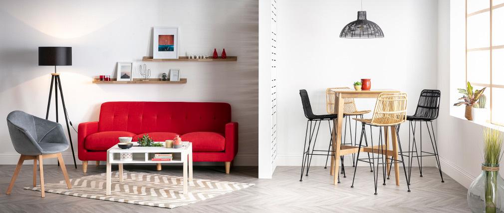 Table basse design avec rangements EASY