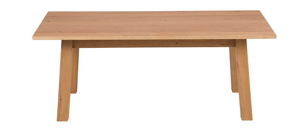 Table basse design bois HONORE