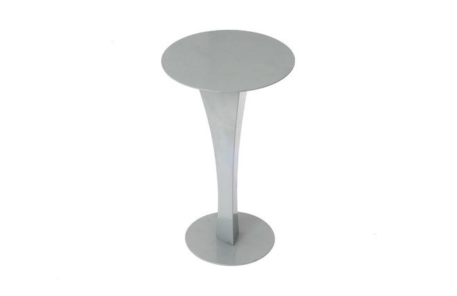 table basse design delay ii argent miliboo. Black Bedroom Furniture Sets. Home Design Ideas