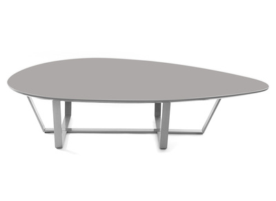 Table basse design gris  MILLA