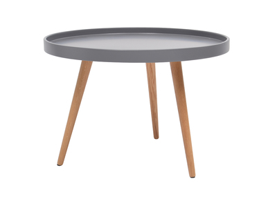 Table basse design grise RIX