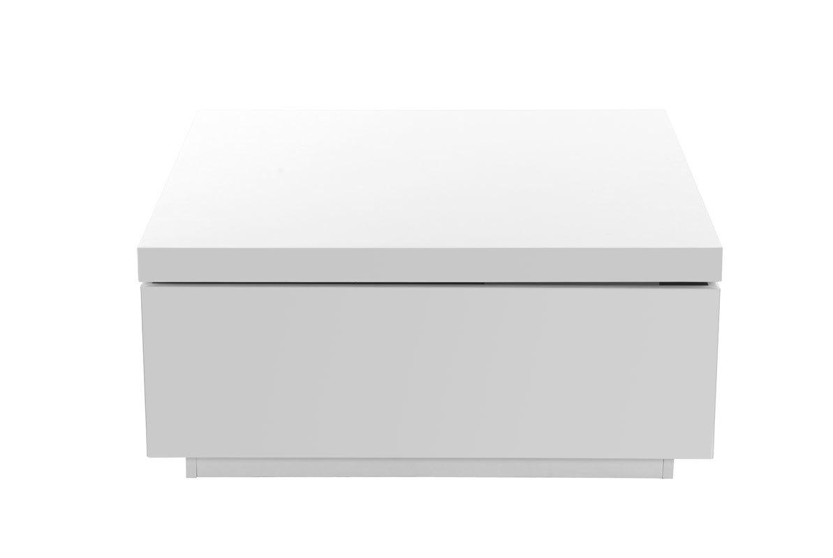Prix des table basse 100 for Table basse laque blanc conforama