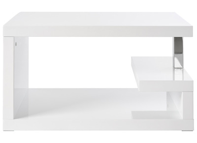 Table basse design nos tables basses carr es rondes pas for Table basse blanche laquee