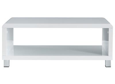 Table basse relevable design ou de style scandinave miliboo - Conforama table basse blanche ...