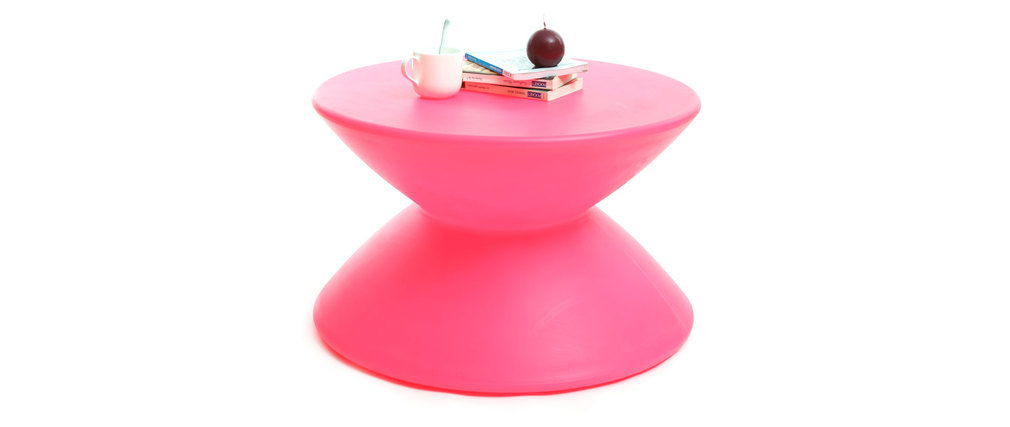 table basse design rose ida miliboo. Black Bedroom Furniture Sets. Home Design Ideas