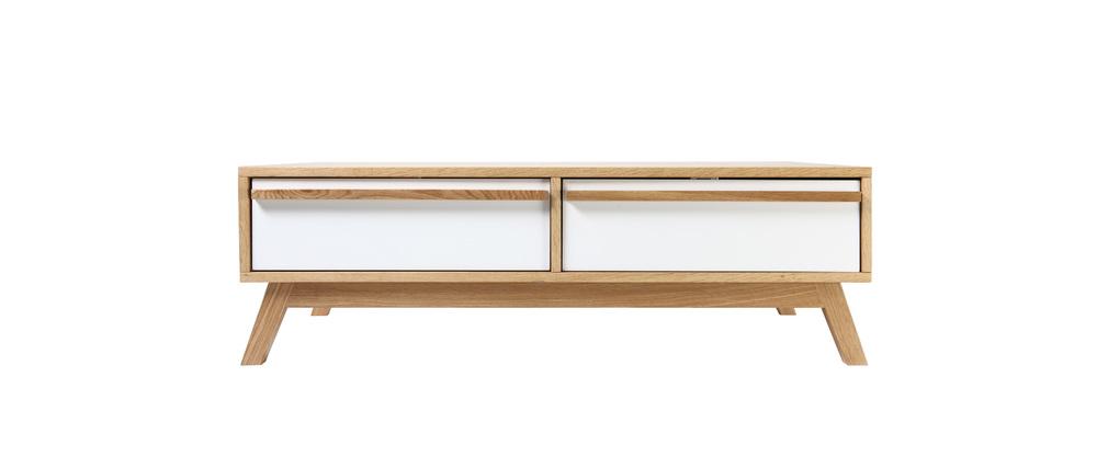 Table basse design scandinave helia miliboo for Table scandinave soldes