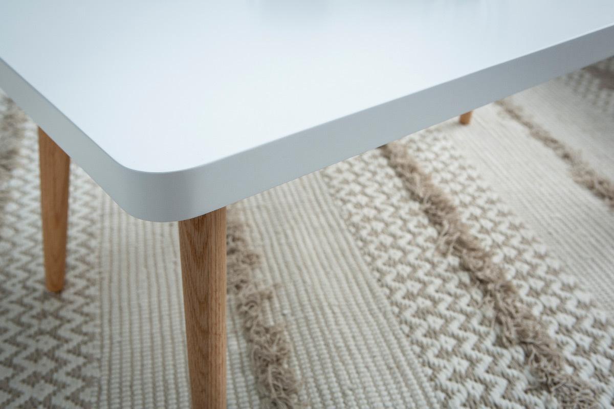 ... weergegeven voor table basse scandinave design vintage tripod