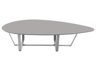 Table basse design taupe MILLA