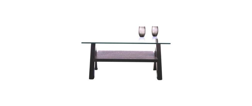 Salle manger bois salle manger boiss - Table basse bois et verre carree ...