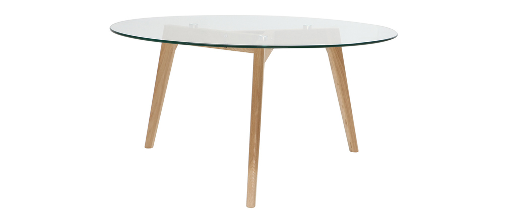 tables table ronde diametre 90 cm jusqu 52 soldes. Black Bedroom Furniture Sets. Home Design Ideas