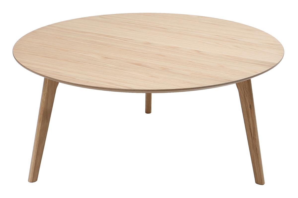 Table basse ronde design ORKAD - Miliboo