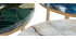 Table basse ronde en agate D40 cm PIETRA - Miliboo & Stéphane Plaza