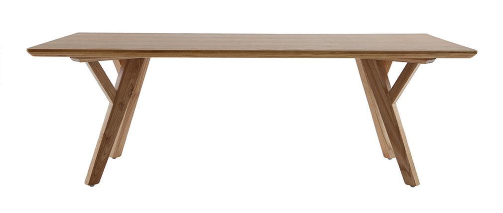 Table basse scandinave frêne L120 cm KYOTO