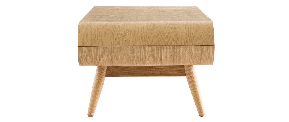 Table Frêne Miliboo Naturel Scandinave Baltik Basse CWEBedorxQ