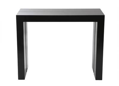 Les nouveaut s meubles design de miliboo - Console laquee noire ...