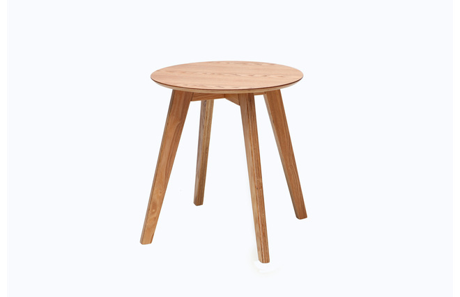 table d 39 appoint scandinave bois naturel orkad miliboo. Black Bedroom Furniture Sets. Home Design Ideas